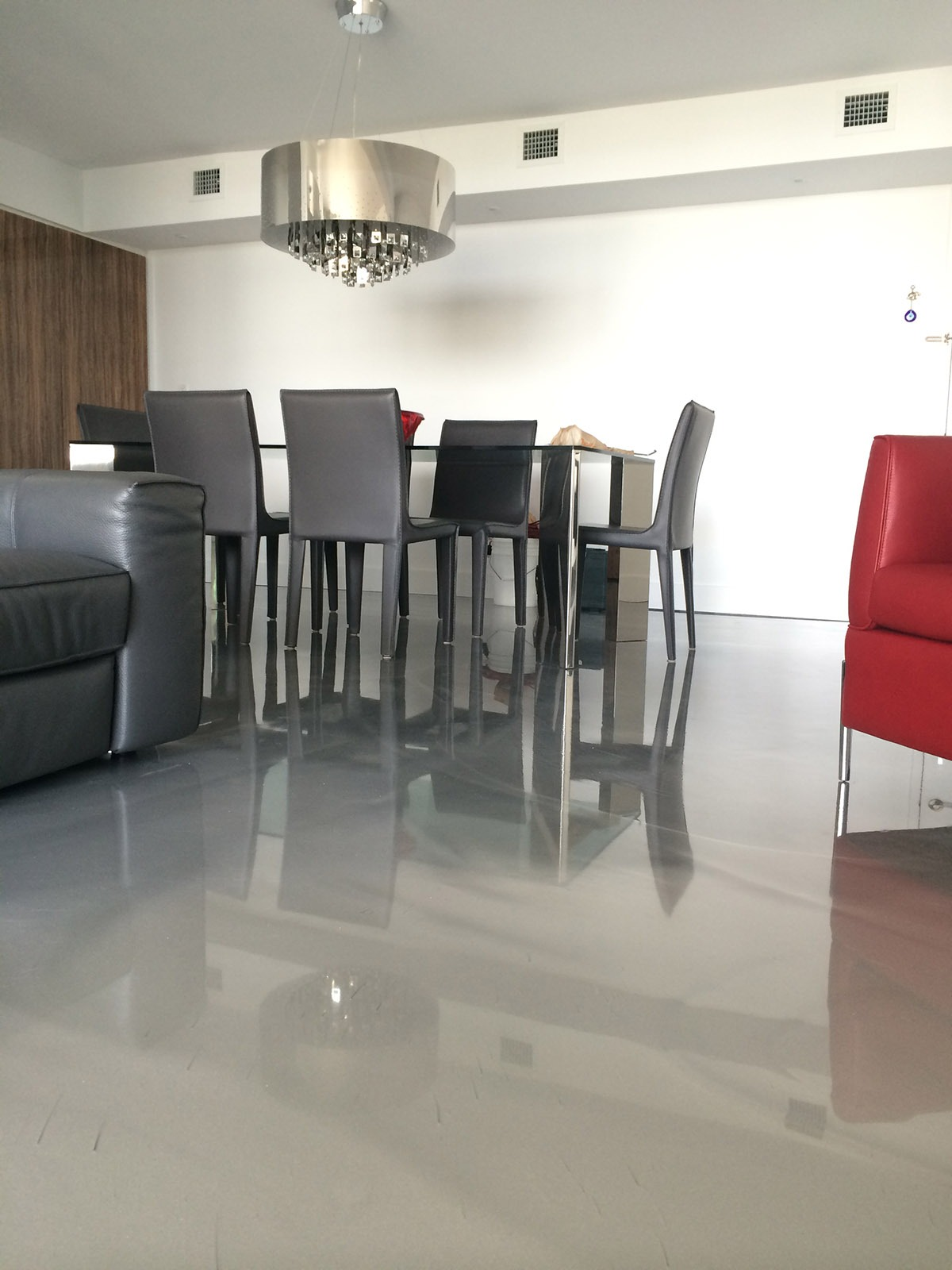 Ordinaire Epoxy Kitchen Flooring Houston