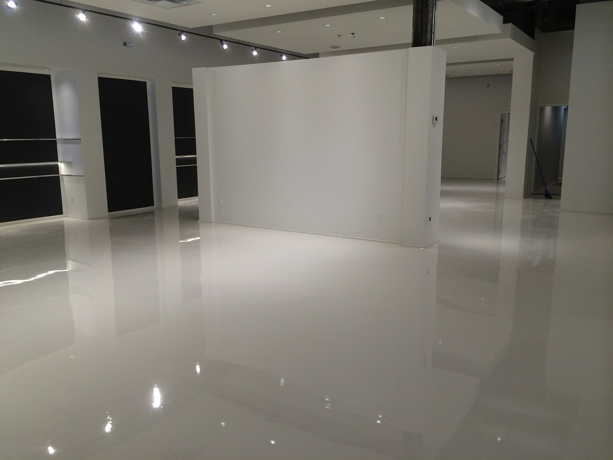 epoxy flooring houston