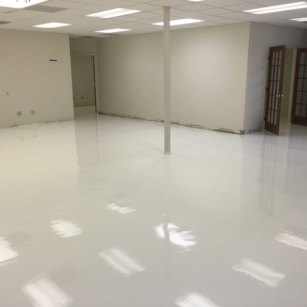 Solid Epoxy Floor