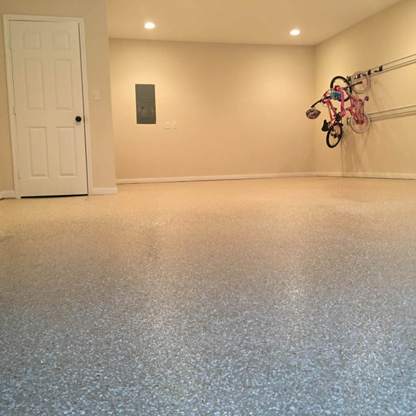 Houston Garage Floor