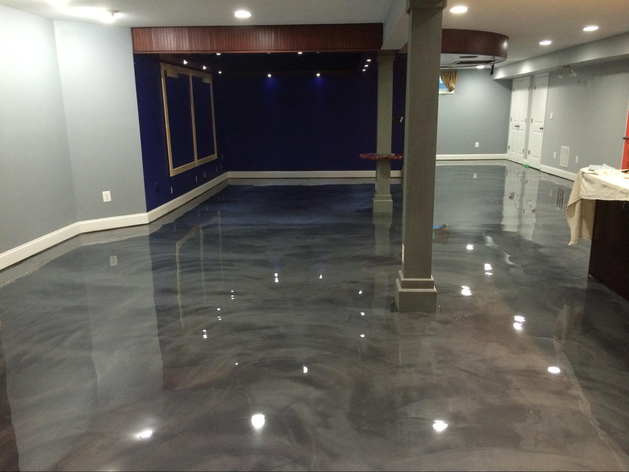 3 Reasons Why Epoxy Floors Fit Perfectly In Houston S Warm