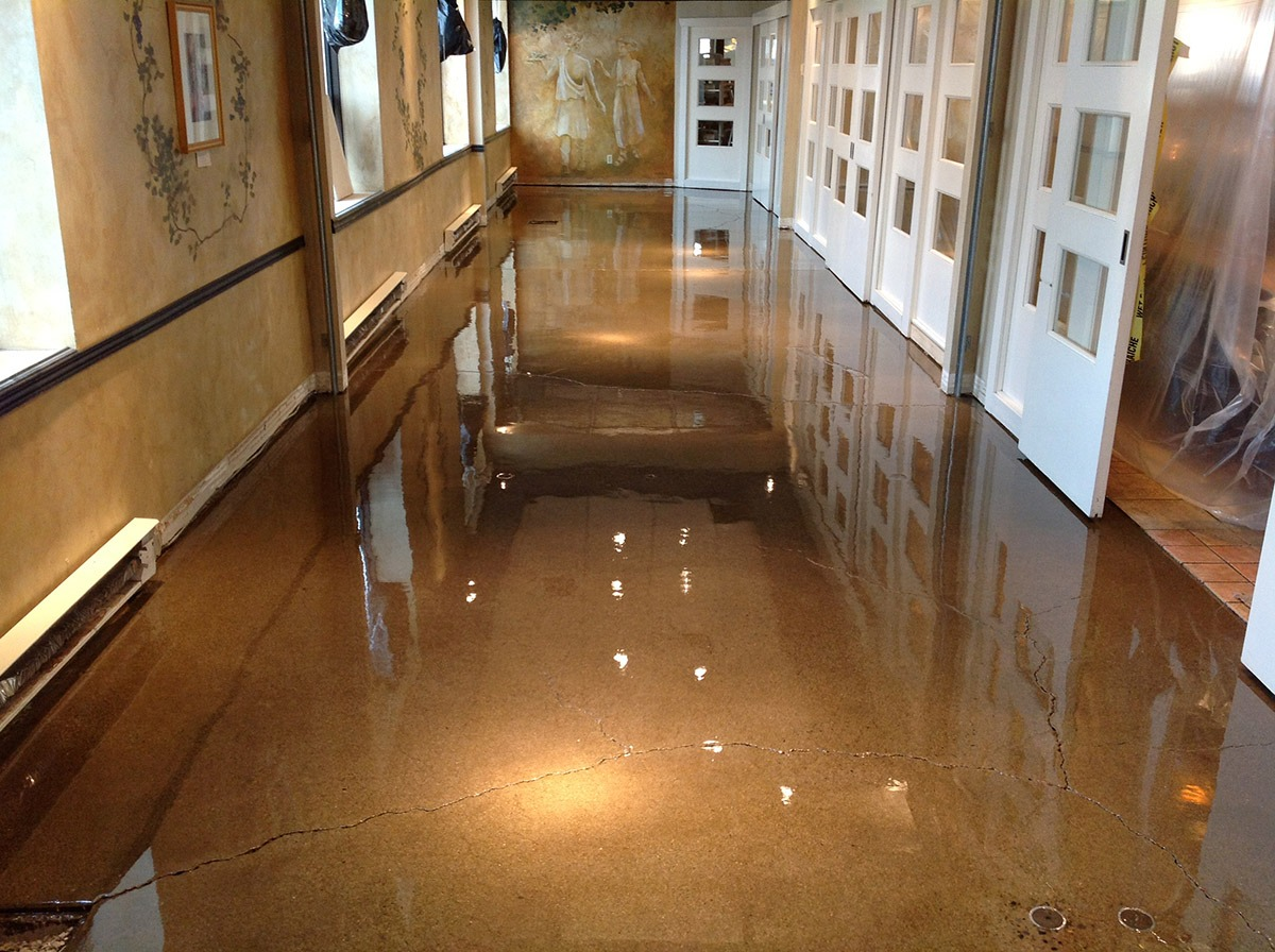 Epoxy Flooring Houston Metallic Floors